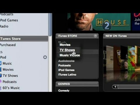 How To Get A TV Show From The ITunes Store