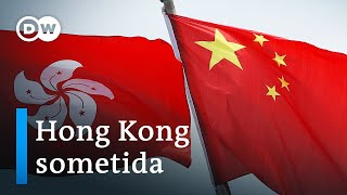 China afianza su control sobre Hong Kong