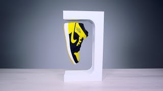 The Levitating Sneaker