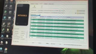 كيفية تفليش تابلت Tecno DroiPad 7D P701 وحل مشكلة التوقف علي
