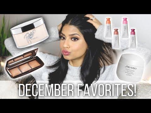 My DECEMBER FAVORITES!!! Beauty / Skincare / Fragrance