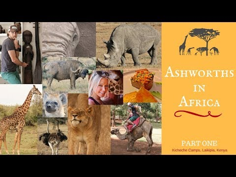 African Safari: What It's Like in Kenya, Part One - In Laikipia