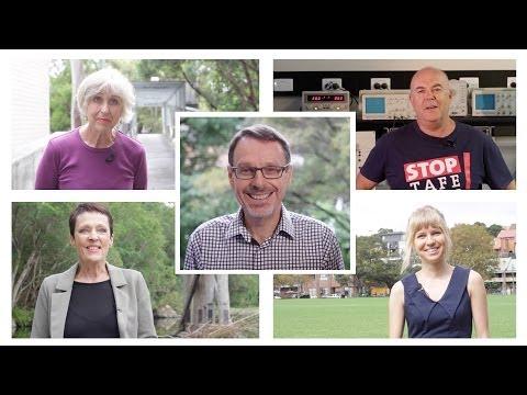 Meet John Kaye - your Greens NSW MP