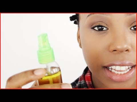 The Best Oils For Black Hair Growth | Natural Hair & Relaxed Hair