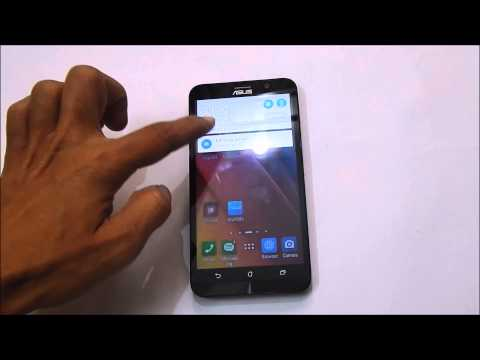 How to Use Asus Zenfone 2 As WiFi Hotspot Modem