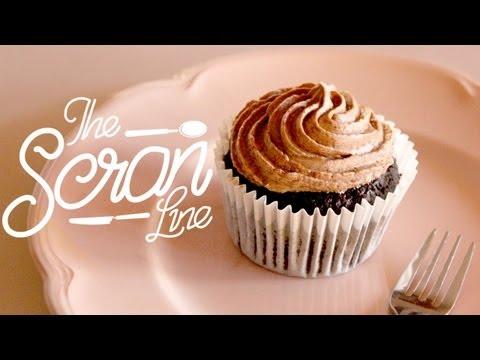 Easy Vegan + Gluten Free Chocolate Cupcakes - The Scran Line