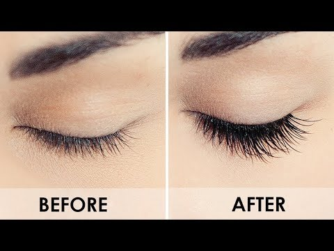 Home Remedies To Grow Thicker and Longer Eyelashes - How to grow eyelashes - Tamil Beauty Tips