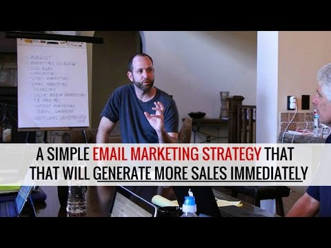 One Simple Email Marketing Strategy That Will Generate More Sales Immediately