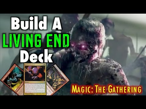 MTG - Build A Modern Living End Deck for Magic: The Gathering!