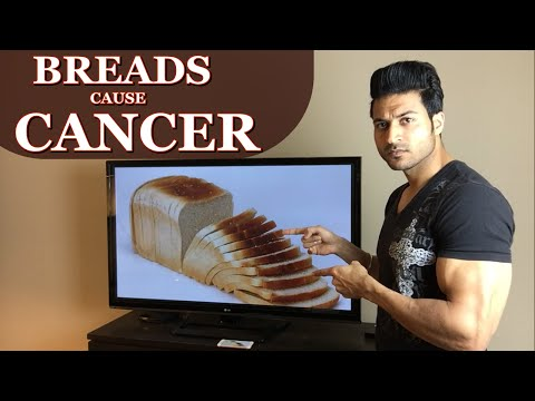 BEWARE: Consuming Bread Can Cause CANCER | Detailed LABORATORY Report |  Guru Mann