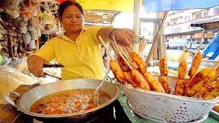 Manila's BEST Street Food Guide - FILIPINO FOOD in Quiapo + Binondo | Street Food in The Philippines