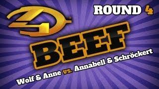 Halo 4 BEEF Round 4: Wolf & Anne vs. Annabell & Schröckert