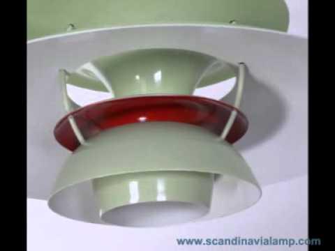 PH5 & PH50 Pendant Lamp Poul Henningsen