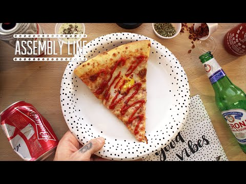 Hangover Pizza | Assembly Line