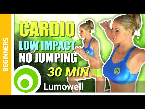 30 Minute Cardio Workout for Beginners