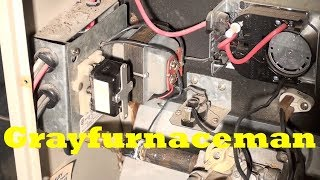 Solved : Trane HVAC Blower Not Working : Fried Fan Relay On Control