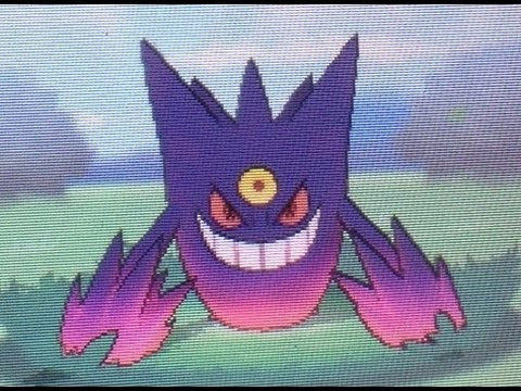 Pokemon X/Y where to find a Mega Stone for Gengar