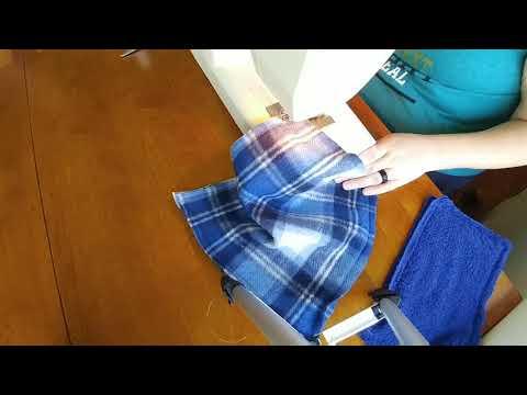 Day 1 Sewing DIY Swiffer
