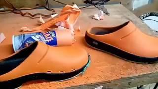 Plasti Dip my shoes!