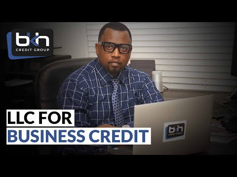 Business Credit for  an LLC...Online Store Credit