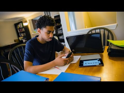 Teens, Technology, and Homework Habits