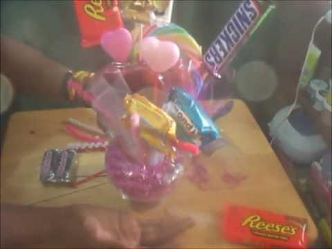 95 - DIY - Candy Bouquet