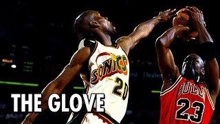 Gary Payton (The Glove): The NBA's All-Time Best Defender
