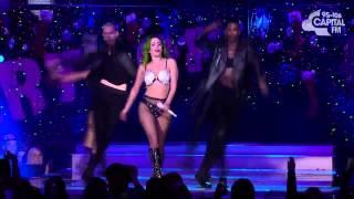 Lady Gaga Do What U Want  Live at Jingle Bell Ball
