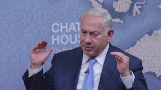In Conversation with Benjamin Netanyahu