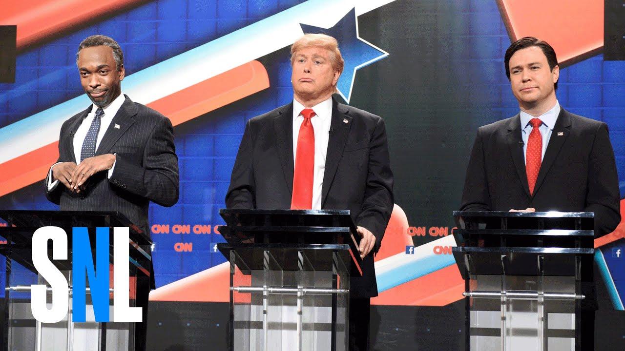 GOP Debate Cold Open - SNL