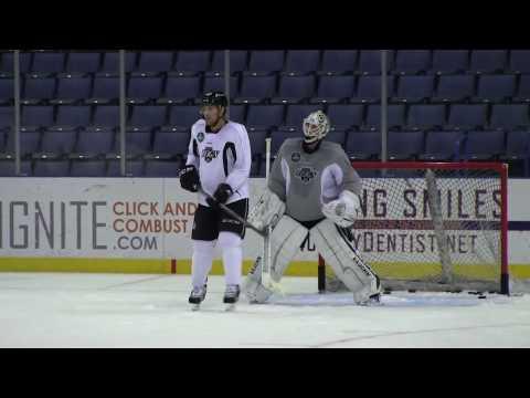 Ontario Reign Practice Update - 2/27/17