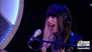 "Lady Gaga ""The Edge of Glory"" on the Howard Stern Show"