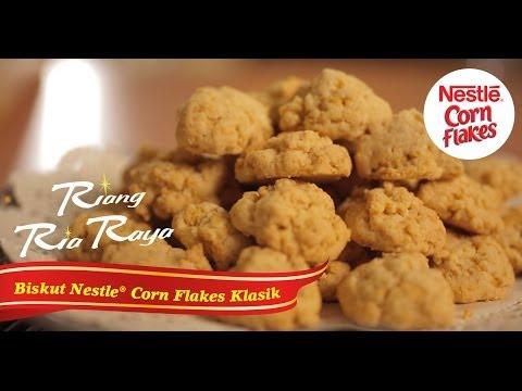 Riang Ria Raya bersama Nestle® Corn Flakes 1: Biskut Klasik