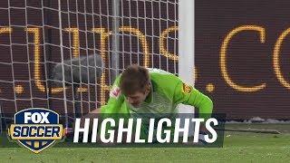 VfL Wolfsburg vs. FC Schalke 04 | 2017-18 Bundesliga Highlights