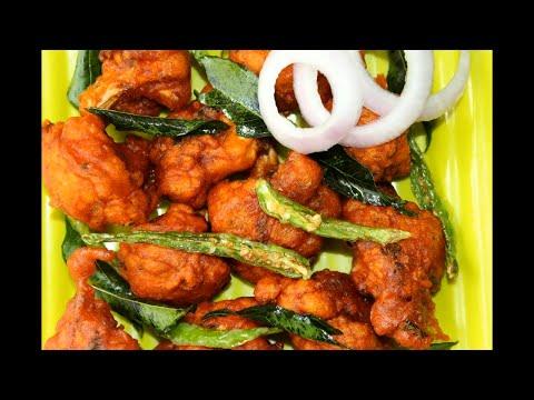Gobi 65 in Kannada/dry gobi/crispy gobi 65 in kannada