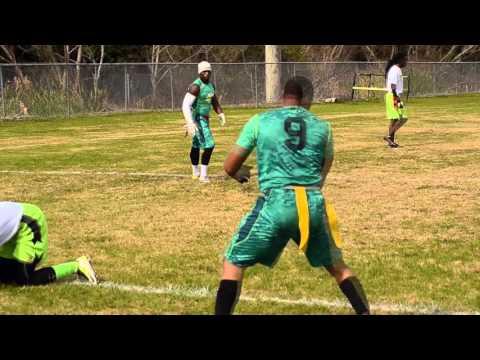 Game#3 Sunday  Florida Flag Football League Venom