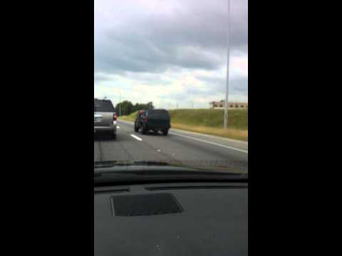 Idiots on Interstate (Alabama)