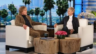 Owen Wilson Shares Details on His Adorable Sons