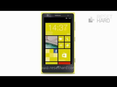 How To Factory Reset Nokia Lumia 1020