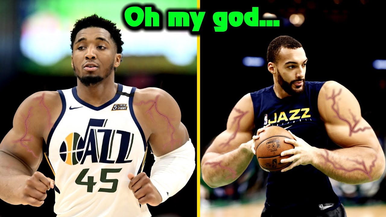 How The Utah Jazz Became ABSOLUTELY INSANE!