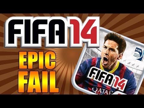 EPIC FAIL FIFA 14