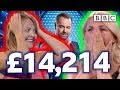 Emotional sisters get BIG MONEY or NOTHING 💷😰💷 | The Wall - BBC