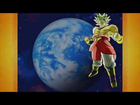 ►DBZ Budokai 3 HD - Broly All 7 Dragon Ball locations ★