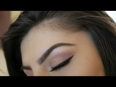Eyebrow Tutorial 2017 Step By Step ♥