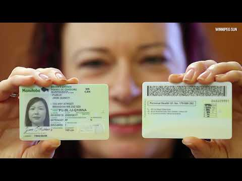 Manitoba Introducing All-in-one I.D. Cards