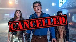 Ash Vs Evil Dead CANCELLED - SERIES Finale Explained/Review