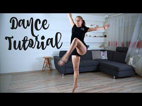 DANCE TUTORIAL: