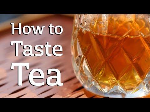 How to Taste Tea (like a Pro)