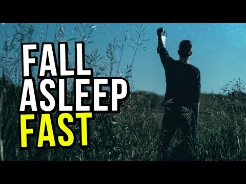 How To Fall Asleep FASTER Even If You're Not Tired (30+ Ways)