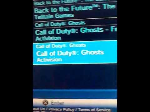Ps3 gameshare gta5,ghost,watch dogs, darksouls 2